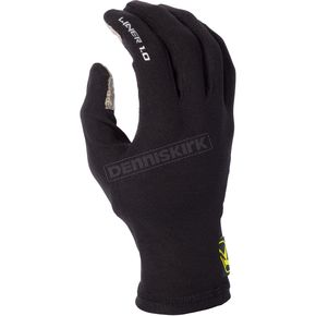 Black 1.0 Glove Liners