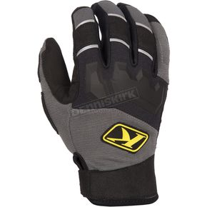 Klim Gray Dakar Gloves - 3167-002-120-600