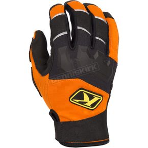 Klim Orange Dakar Gloves - 3167-002-130-400