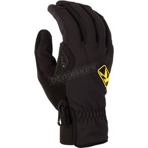 Klim Black Inversion Gloves - 3161-002-120-000