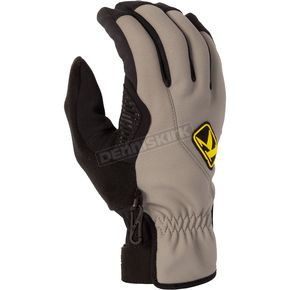 Klim Gray Inversion Gloves - 3161-002-140-600