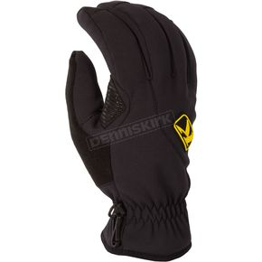 Klim Black Inversion Insulated Gloves - 3280-000-160-000