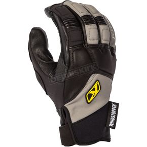 Klim Gray Inversion Pro Gloves - 5035-001-130-600