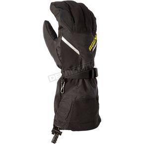 Klim Black Klimate Gloves - 3239-003-150-000