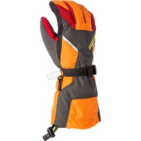 Klim Orange Klimate Gloves - 3239-003-140-400