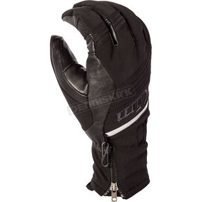 Klim Black PowerXross Gloves - 3438-005-130-000