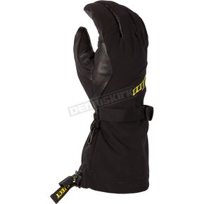 Klim Black Sawtelle Gloves - 3334-000-130-000