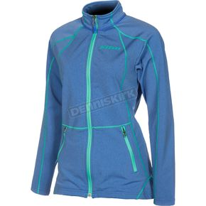 Klim Women's Blue Sundance Jacket - 3146-003-140-200