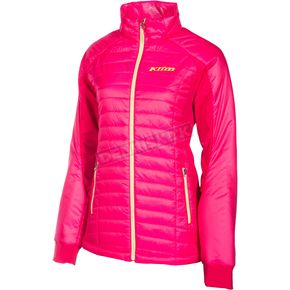 Klim Women's Pink Waverly Jacket - 4082-002-130-700