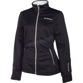 Klim Women's Black Whistler Jacket - 4023-002-130-000