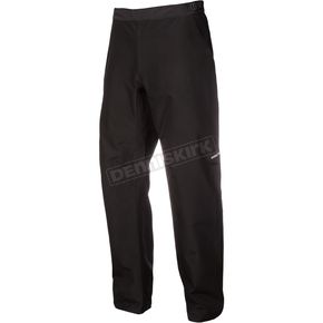 Klim Black Forecast Pants - 3121-000-170-000