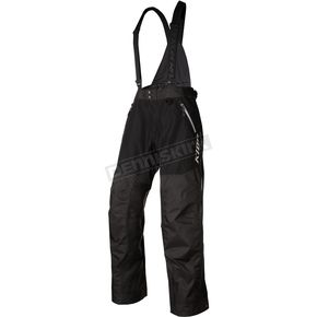 Klim Black Havoc Bibs - 3285-000-140-000