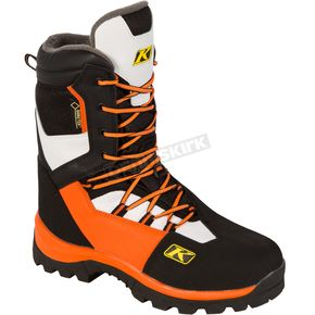 Klim Orange Flame Adrenaline GTX Boots - 3108-001-014-403