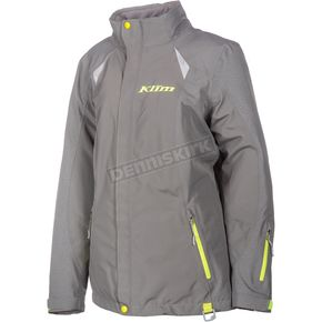 Klim Women's Gray Allure Jacket - 3369-005-130-600