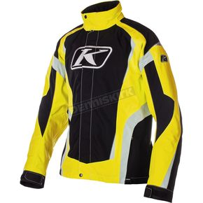 Klim Yellow Kinetic Parka - 4092-001-150-500