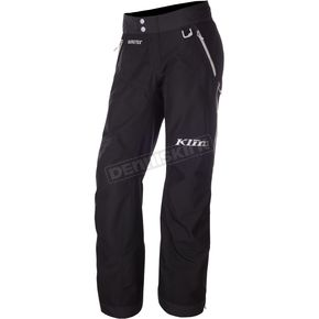 Klim Women's Black Alpine Pants - 5088-001-250-000