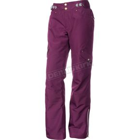 Klim Women's Purple Aria Pants - 3263-000-230-790