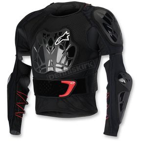 Alpinestars Black Bionic Tech Jacket - 6506516-123-S
