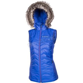 Klim Women's Blue Arise Vest - 4083-001-130-200