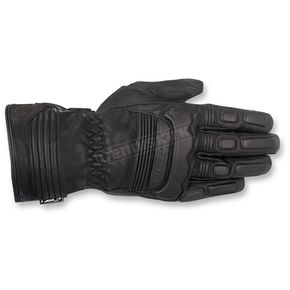Alpinestars Black C-20 Drystar Gloves - 3528516-10-L