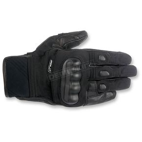 Alpinestars Black Corozal Drystar Gloves - 3525816-10-3X
