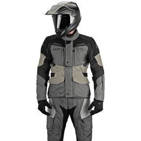 Alpinestars Gray/Black/Sand Durban Gore-Tex Jacket - 3601016-918-48