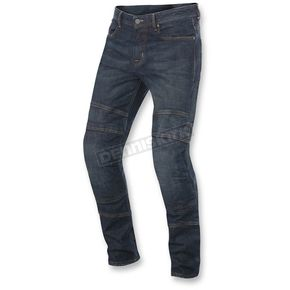 Alpinestars Greaser Dirty Crank Denim Pants - 3328616-7012-38