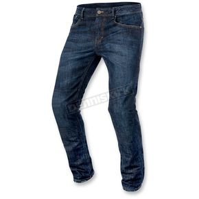 Alpinestars Dark Denim Copper Denim Pants - 3328516-7009-30