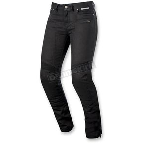 Alpinestars Women's Riley Denim Pants - 3339616-7011-28