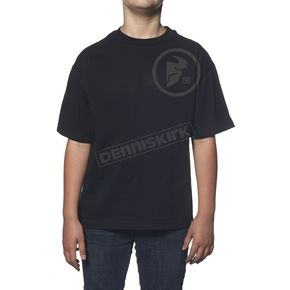Thor Youth Black Gasket T-Shirt - 3032-2221