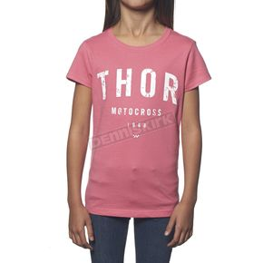 Thor Girls Pink Shop T-Shirt - 3032-2336