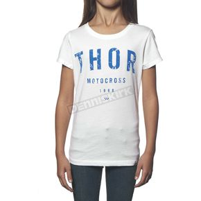 Thor Girls White Shop T-Shirt - 3032-2340