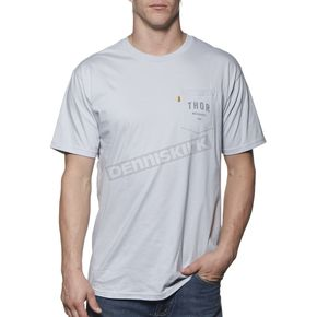Thor Silver Shop Pocket T-Shirt - 3030-12562