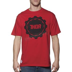 Thor Red Clutch Plate T-Shirt - 3030-12592