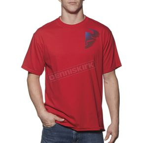 Thor Red Mask T-Shirt - 3030-12652