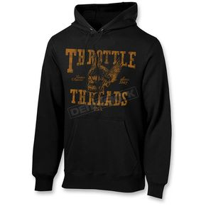Throttle Threads Flying Hoody - TT625F79BKLR