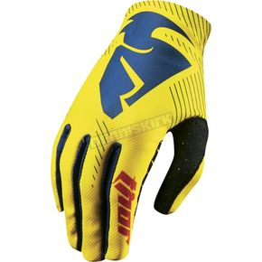 Thor Yellow  Void Hux LE Gloves - 3330-3837