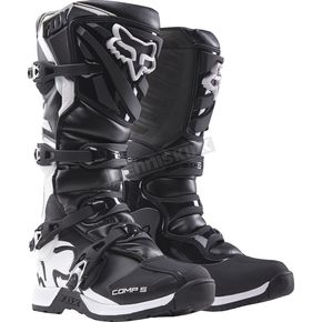 Fox Black Comp 5 Boots - 16448-001-8