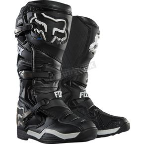 Fox Black Comp 8 Boots - 16451-001-13
