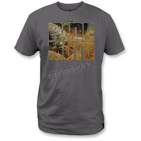 Alpinestars Gray Ride Photo T-Shirt - 1M357205418XL