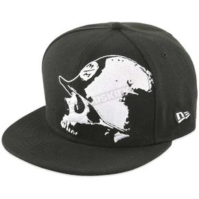 Metal Mulisha Black Blackout Hat - M35596309BK75/8