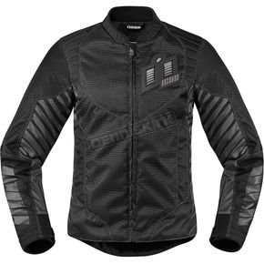 Icon Women's Black Wireform Jacket - 2822-0823