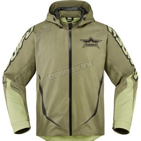 Icon - Raiden Battlescar UX Jacket - 2820-3576