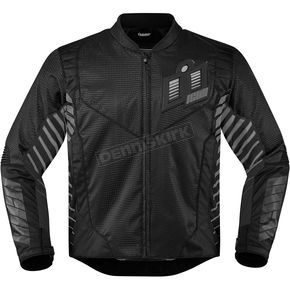 Icon Black Wireform Jacket - 2820-3583