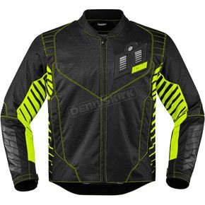 Icon Black/Green Wireform Jacket - 2820-3594
