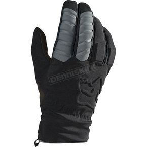 Fox Black Forge Cold Weather Gloves - 14164-001-M