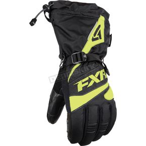 FXR Racing Hi-Vis Fuel Gloves - 15606.71010