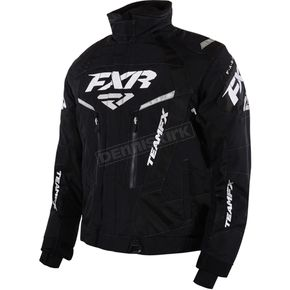 FXR Racing Black Team FX Jacket - 15100.10010