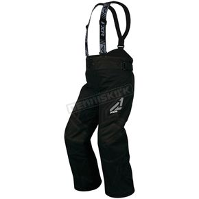 FXR Racing Youth Black Helix Pants - 15312