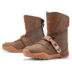 Icon - Raiden Brown Treadwell Boots - 3403-0809
